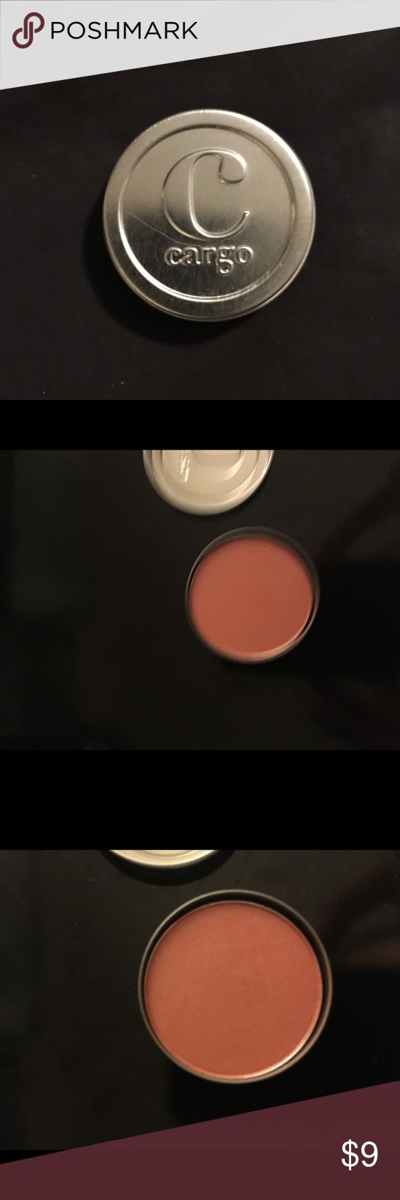 Brand New Cargo Cosmetics Los Cabos Blush For sale: brand new unused Cargo Cosmetics Los Cabos Blush.  The blush is water resistant and the size is 0.11 ounces. It's perfect for your purse or as a travel item. Cargo Cosmetics Makeup Blush