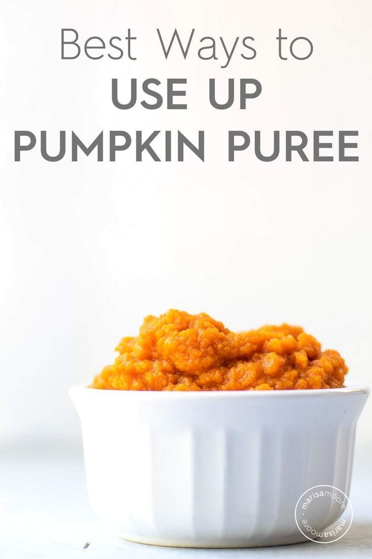 10 Easy Ways To Use Leftover Canned Pumpkin Puree Leftover Pumpkin Vegan Pumpkin Recipes Pumpkin Puree Recipes