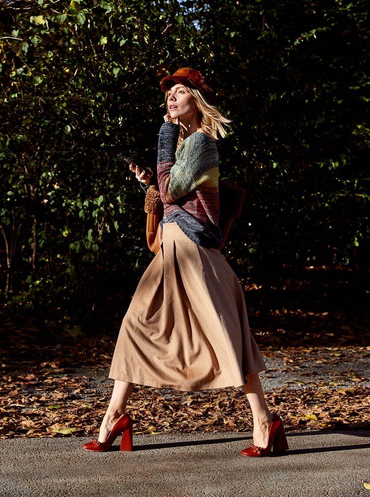 That most inspiring time of the year ...✨🍂🍁 #autumnshades | @ glamometer @marcopolo @prada @maxmara #weekend Shop the look : / http://liketk.it/2tktp #liketkit @liketoknow.it