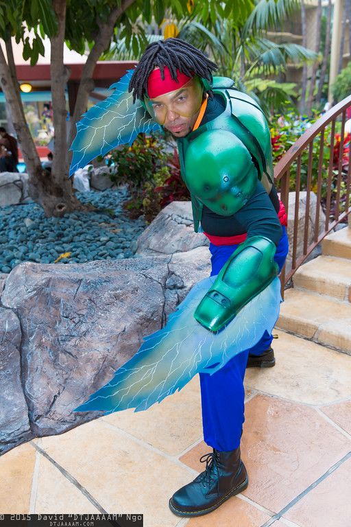 Cosplaying Wasabi No Ginger Big Hero 6. Source: dtjaaaam.com [For more Disney news, tips, secrets, facts, pics and more, please visit my Disney blog:  http://grown-up-disney-kid.tumblr.com/ ]