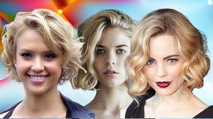 2021 short wavy hairstyles short wavy hair hair styles