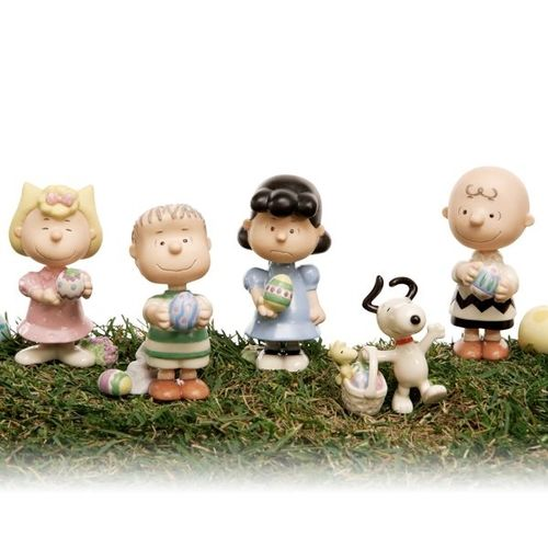 PEANUTS™ It's the Easter Beagle Charlie Brown Figurine by Lenox from Lenox on Catalog Spree