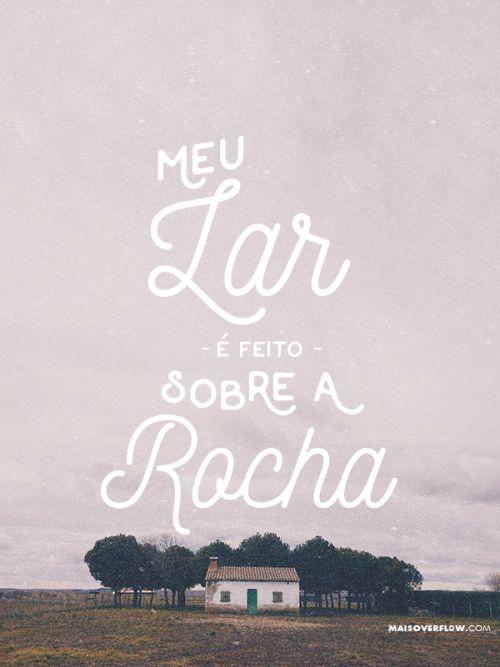 """Meu lar, é feito sobre a ROCHA."" - palavrantiga twitter: https://twitter.com/maisoverflow facebook: https://www.facebook.com/maisoverflow instagram: http://instagram.com/maisoverflow X"