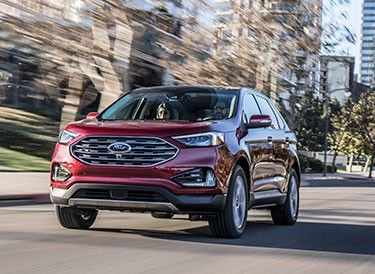 Ford Dealerships In Mississippi >> The 2019 Edge Is Fun To Drive With Stylish Amenities