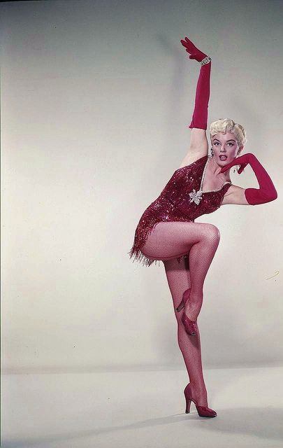 American film and television actress, Sheree North