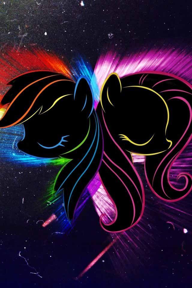 Rainbow Dash & FLuttershy