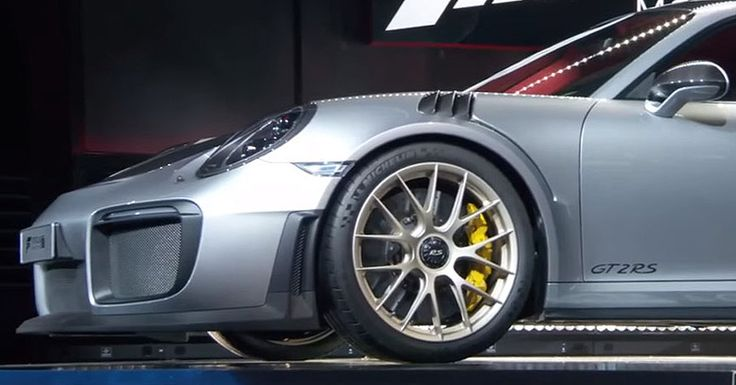 Porsche 911 991 GT2 RS