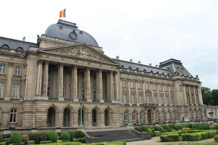 Bruksela, część podróży po Belgii.