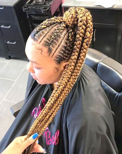 Blonde Hair Youth Bringer Amp Age Stopper Styles Braided