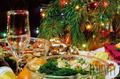 vianočné stoly cudziny