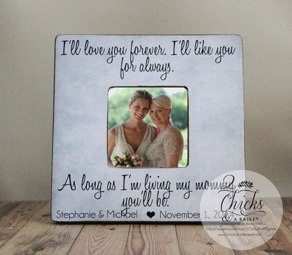 Pin By Raechelle On Gift Ideas Love You Forever Love Wedding Gifts