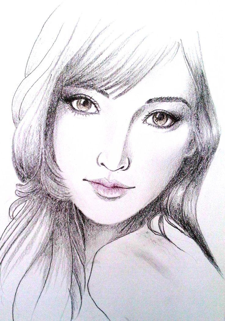 Pencil Sketch 191013@Novianny Widya