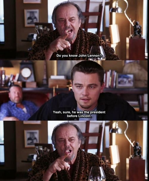 The Departed 2006 Entertaining Movie Quotes Entertaining