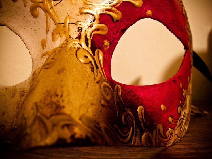 Venetian Carnevale mask