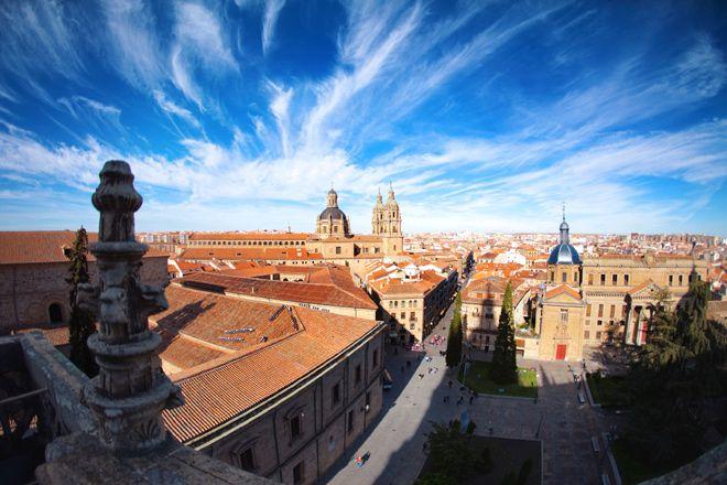 En total suman 15 las ciudades españolas que han sido declaradas Patrimonio de la Humanidad por la Unesco.