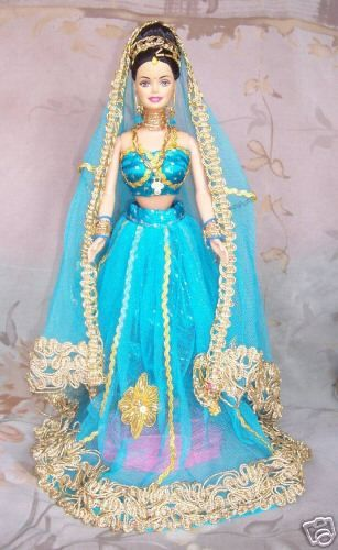 57 best images about East Indian Barbie dolls on Pinterest