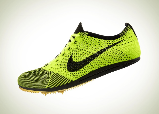 Nike Flyknit Track Spike debut in London Olympics