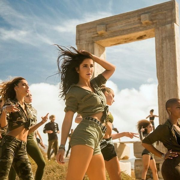 This still proves Katrina Kaif is going to kill it in the Swag Se Karenge Sabka Swagat song from Tiger Zinda Hai!