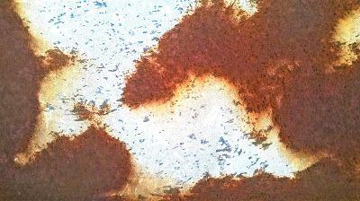 Texturas_Brushes_pngs: Metal enferrujado - Rusty metal