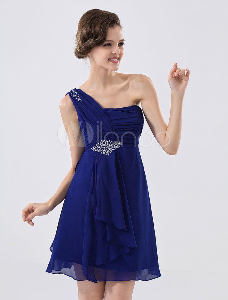 #Milanoo.com Ltd          #Homecoming Dresses       #Royal #Blue #One-Shoulder #Rhinestone #Satin #Chiffon #Homecoming #Dress     Royal Blue One-Shoulder Rhinestone Satin Chiffon Homecoming Dress                                       http://www.snaproduct.com/product.aspx?PID=5682659