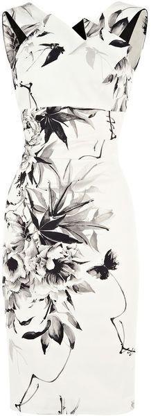 Nice Black Floral... Karen Miller...