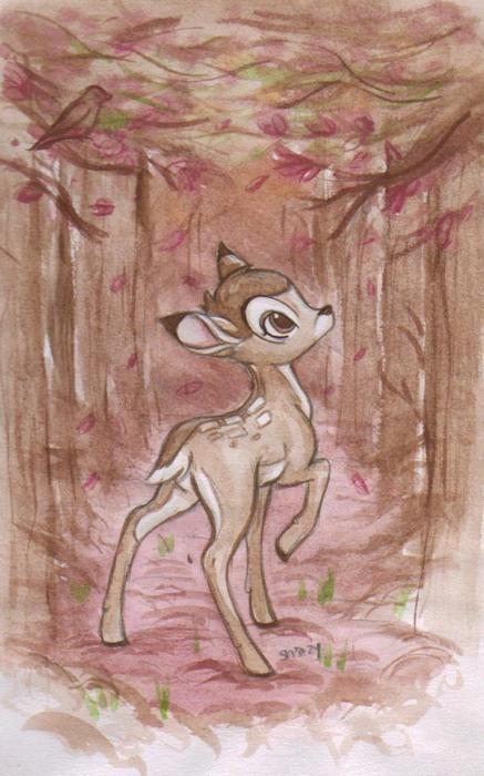 """A veces cuando andamos en el bosque nos sentimos inferiores...son los mismos árboles pero los sentimos gigantes...Siempre llevamos un protector aunque sólo tengamos los sentidos en los otros .. . Un paso más en nuestro camino. El pájaro o ser alado representa nuestro yo superior: El Yo Superior es el aspecto de tu espíritu consciente individual que trasciende tu cuerpo, un homólogo divino: """"tu"""" en otra dimensión"""