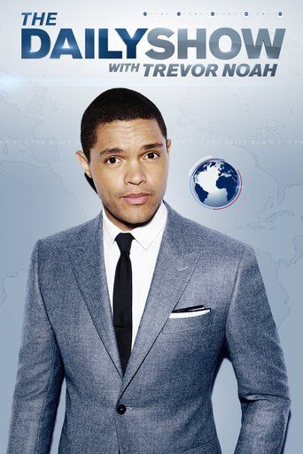 The Daily Show with Trevor Noah - world of movies