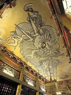日光 東照宮へ行くなら『鳴龍』も面白い見所