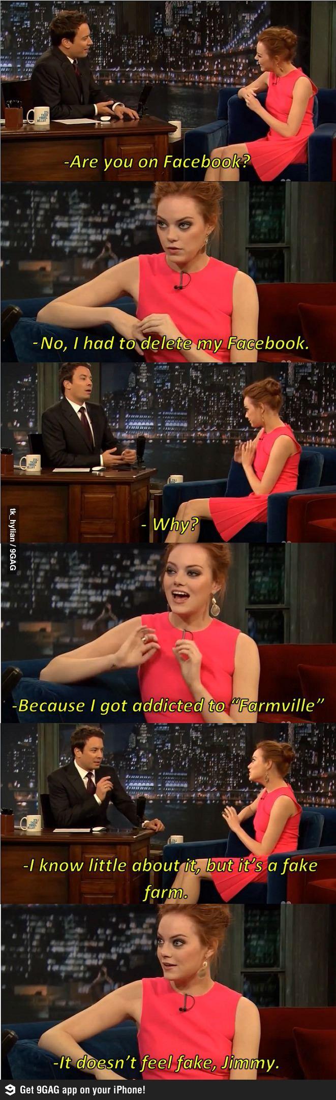 Love Emma Stone