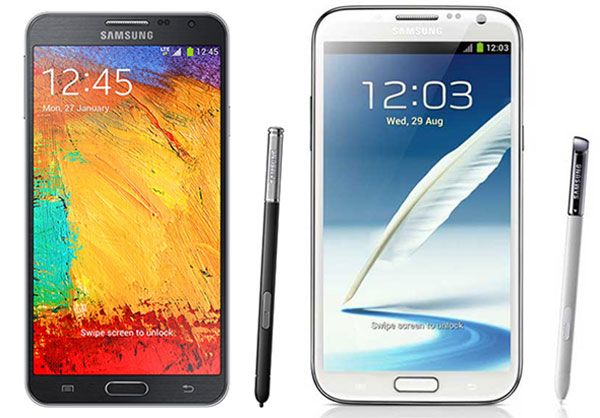 Samsung Galaxy Note 2, Note 3: KitKat Update Android 4.4.2 Details
