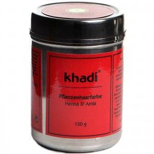 Khadi Herbal Hair Colour in Henna & Amla 150g