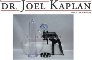 Dr. Joel Kaplan who is the creator/endorser of some air-pressure pumps, he does state to increase penis enlargement by 1-3 inches and other features .. Find out more here #Penis #Pump becomingalphamale...