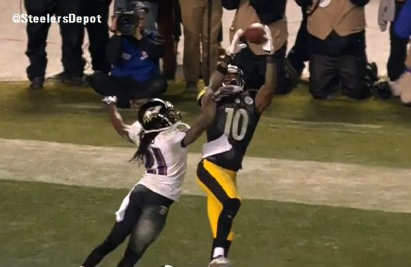 Richard Mann On Martavis Bryant: 'The Sky Will Be The Limit When He Can Make All Of The Plays'