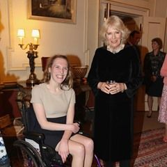 Duchess of Cornwall holds reception for British Olympic Equestrian teams