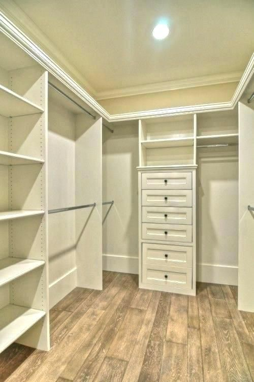 Image Result For Small Walk In Closet Ideas