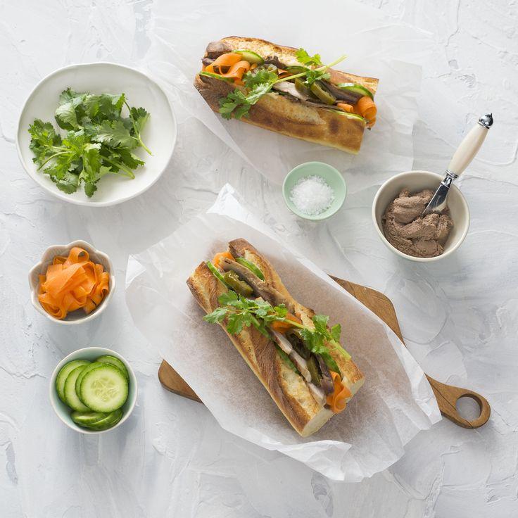 Banh mi | Thermomix | Good food, gluten free