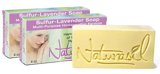 SULPHER AND LAVENDER MULTI-PURPOSE SOAP. (Scabies treatment)