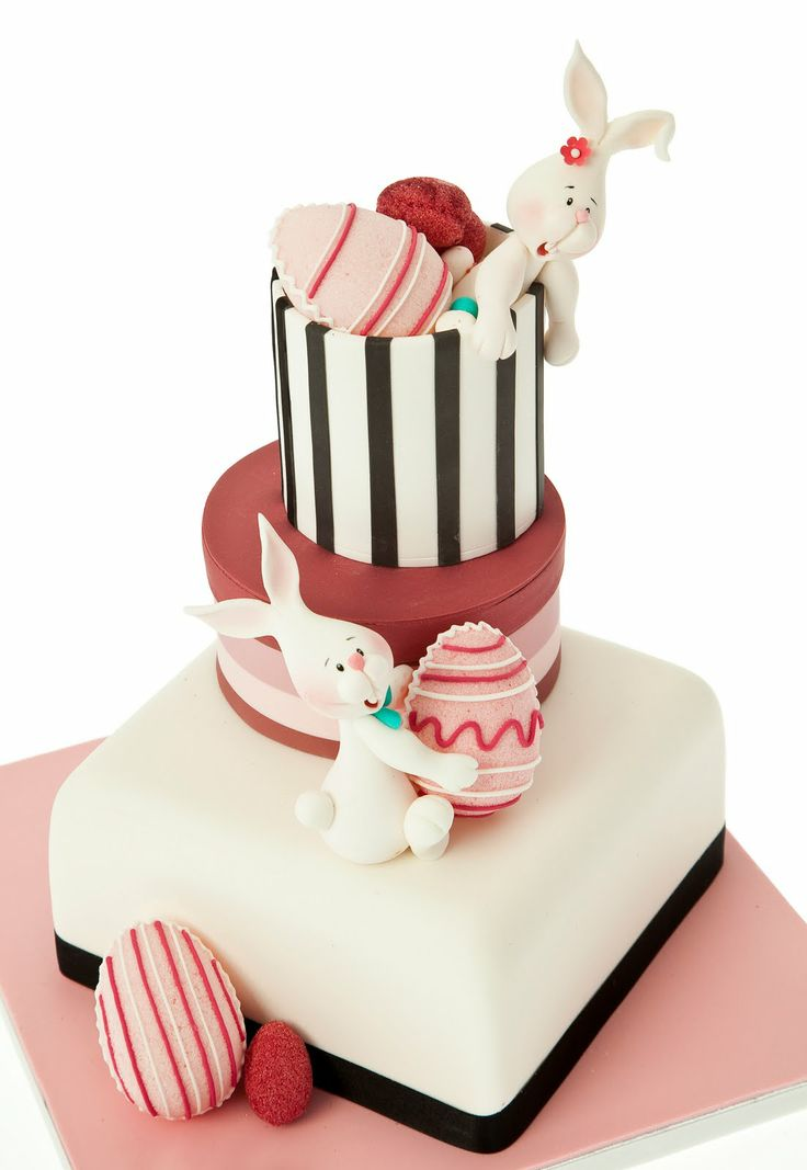 Carlos Lischetti easter cake
