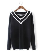 Meimei fashion women's sweater long sleeves V neck acrylic women's sweater  Best Seller follow this link http://shopingayo.space