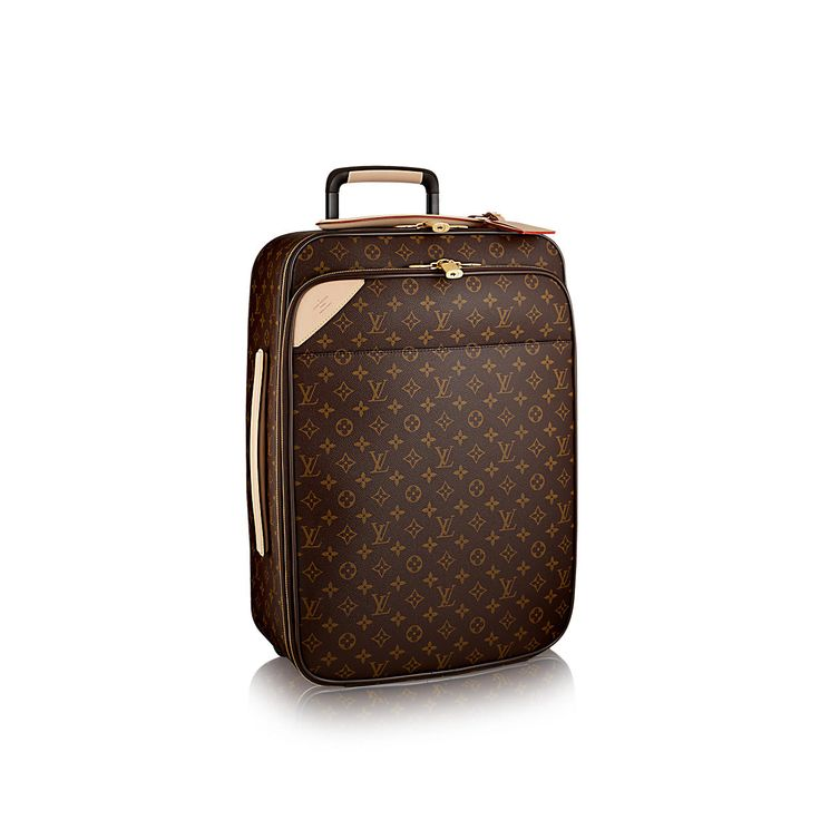 Discover Louis Vuitton Pégase Légère 55 Business: In iconic Monogram canvas, the Pégase Légère Business is the sleek companion for any business trip. Elegant and luxurious, this lightweight cabin-sized suitcase holds a maximum amount of kit thanks to multiple compartments and zippered pockets.