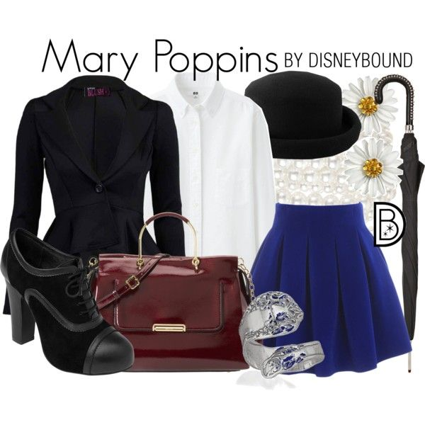 """""""Mary Poppins"""" by leslieakay on Polyvore"""