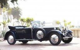 1929 Rolls-Royce Phantom II Torpedo Tourer