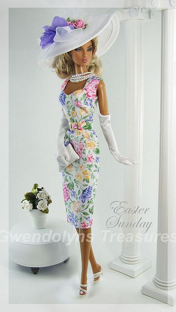 Easter Sunday by Gwendolyns Treasures, via Flickr