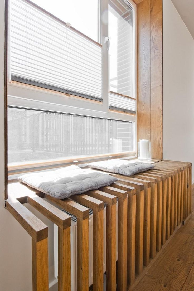 Very modern loft design in the Scandinavian style
