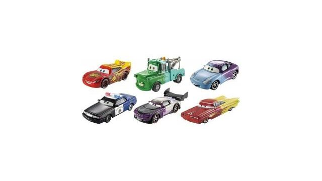 Disney Cars Color Changer Assorti