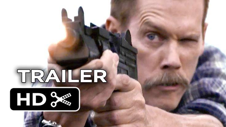Cop Car Official Trailer #1 (2015) - Kevin Bacon Movie HD