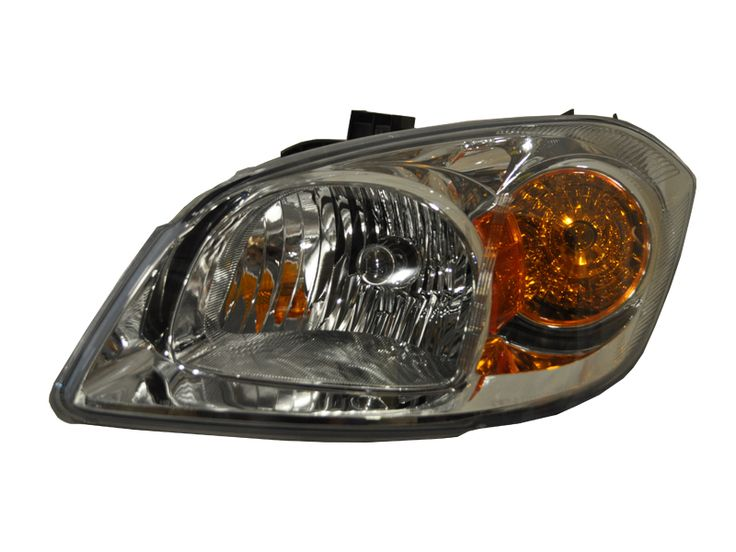2005-2009 Chevrolet Cobalt New Driver Side CAPA Headlight: HEADLIGHT CAPA COBALT 05-07 LH HL #CarHeadlights #AutoHeadlights