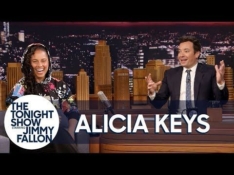 Alicia Keys Shares Amazing Footage of Her Three-Year-Old Son Beatboxing - YouTube
