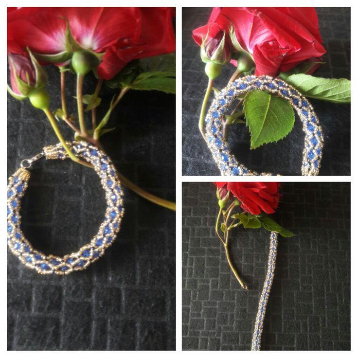 kum boncuk bileklik # beading bracelet # beading handmade #