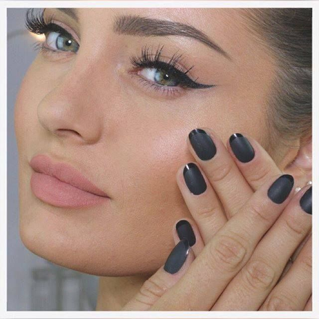 Gorgeous look by Chloe Morello